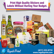 Print High Quality Stickers and Labels Without Hurting Your Budget