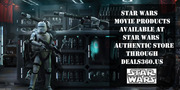 Get Deals,  Coupons,  Offer on Star Wars Store