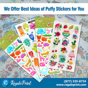 We Offer Best Ideas of Puffy Stickers for You - RegaloPrint