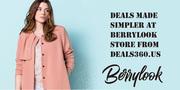 BerryLook Discount Offers,  Deals,  BerryLook Coupons,  Promo Code-Deals3