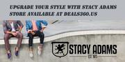 Stacy Adams Coupons,  Offers Stacy | Adams Deals-Deals360.us