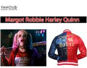 Suicide Squad Harley Quinn Costume Jacket