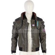 Samurai Cyberpunk 2077 Leather Jacket