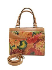 Compact Tote Bag- Hand Crafted in Argentina