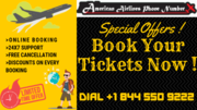 Easy & Cheap Ticket Bookings! Dial +1 844 516 2251