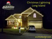 Book Christmas Lighting Services In Long Island