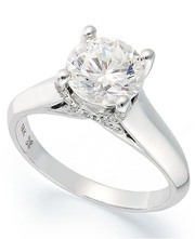 Solitaire Diamond Engagement Rings - Spectacular Gifts For Women
