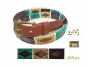 Genuine 100% Argentinian Polo Player Belt For $75