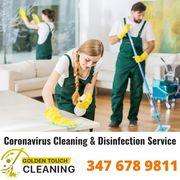 Coronavirus Cleaning & Disinfection Service