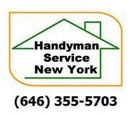 handyman in upper west side ny 646 355 5703,  NYC NY Manhattan Handyman