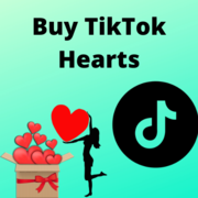 Buy Tik Tok Hearts Cheap