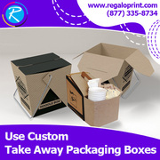 Customize Take Away Packaging Boxes In This Pandemic – RegaloPrint