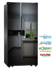 Stylish and efficient,  WALTON Non-Frost Refrigerator