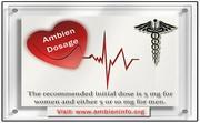 Ambien Dosage - Ambien Info