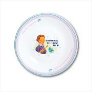 Mom's Kitchen Salad Plates