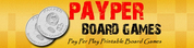INTRODUCING THE REVOLUTIONARY PAY PER PLAY BOARD GAME CONCEPT…